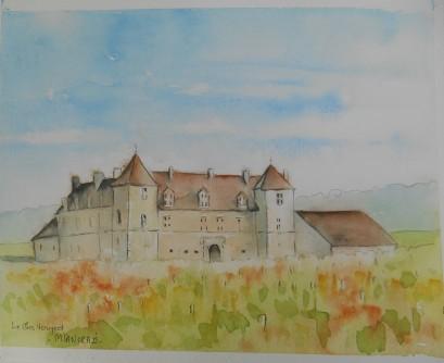 Château du Clos Vougeot (1)