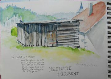 Beulotte St Laurent, Chalot