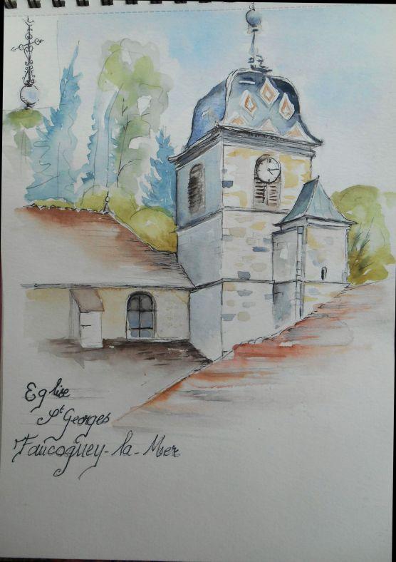 Faucogney-la-Mer, Eglise St George