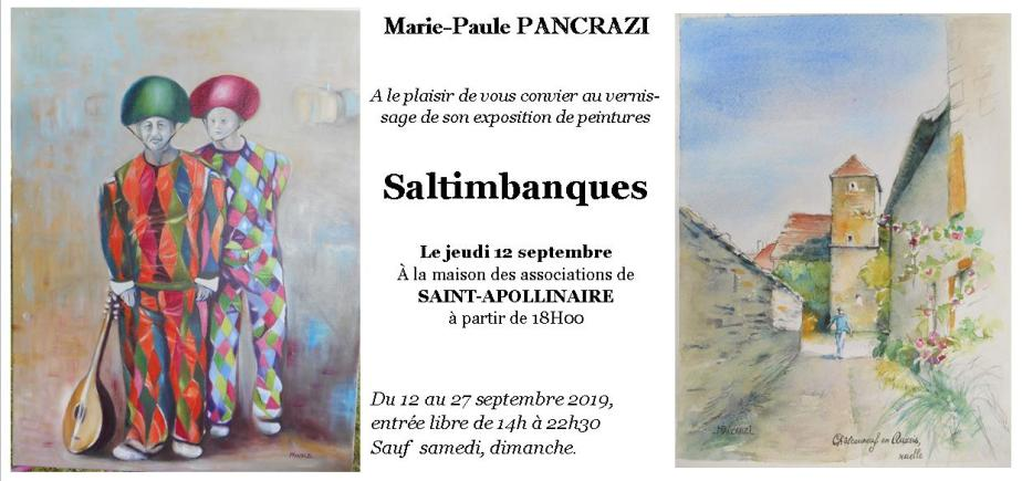 invitation vernissage st apollinaire