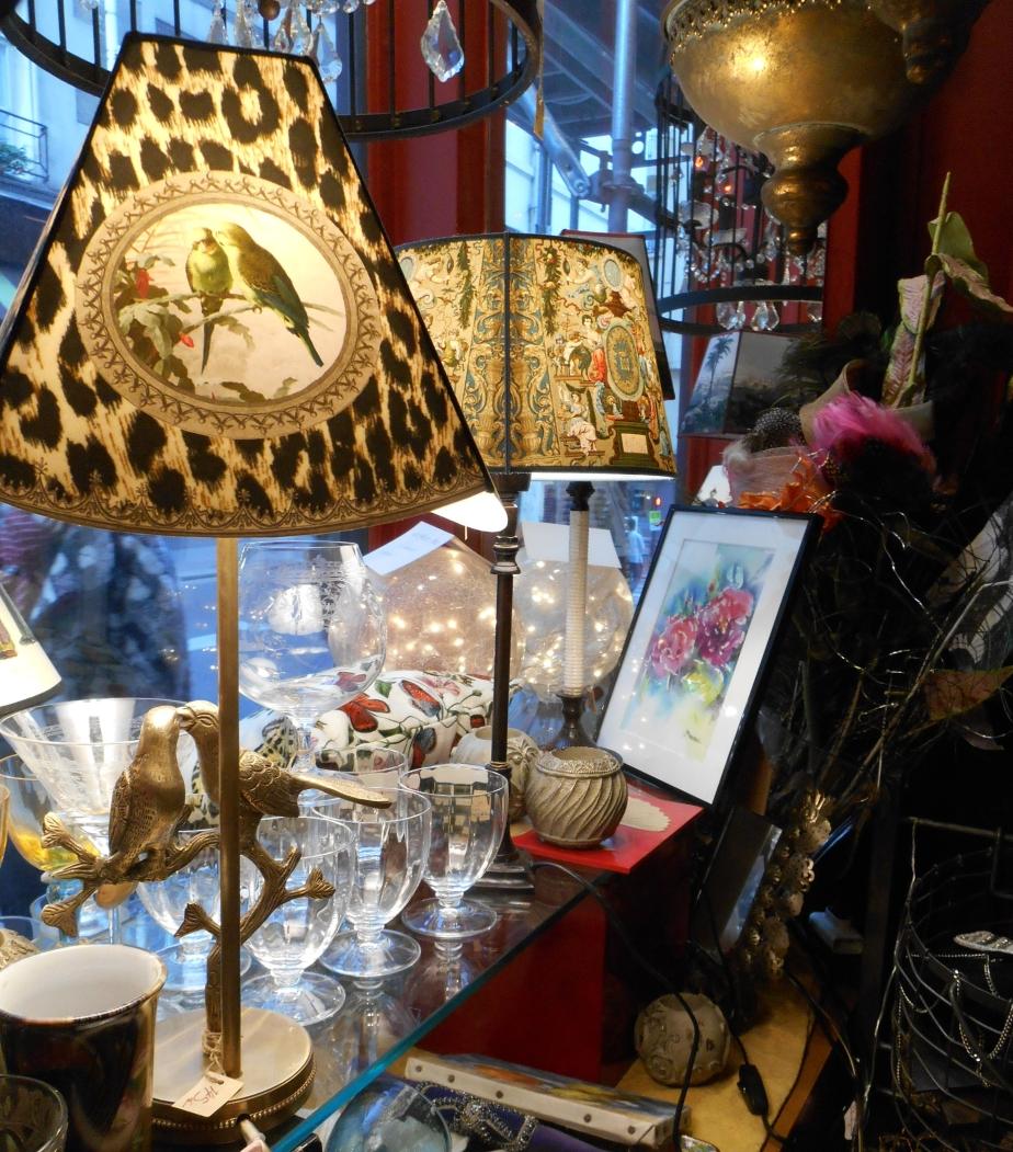 Une belle découverte à Paris dans le Marais ! Retrouvez-y les peintures de Marie-PaulePancrazi
